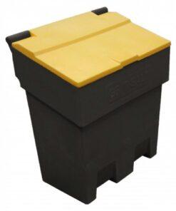 200kg Yellow Lid Grit Bin
